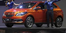 Chevrolet Onix Copyright Reuters