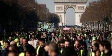 Lors de ce quatorzième samedi de mobilisation des Gilets jaunes, 41.500 personnes ont manifesté. C'est 10.000 de moins que le 9 février dernier, selon les chiffres du ministère de l'Intérieur.