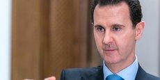 ASSAD MET LES SYRIENS EN GARDE CONTRE LES PROJETS DES ETATS-UNIS