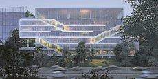 Le site de Bagnolet Gallieni accueillera 28.500 m² de bureaux et de commerces en 2020.