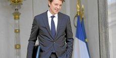 Pour la première fois de sa vie, François Baroin publie un ouvrage. Il y raconte l'envers de l'exercice de sa fonction de ministre. Copyright Reuters