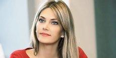 Éva Kaïlí, eurodéputée grecque, spécialiste des fintech.