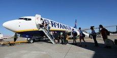Ryanair comptera bientôt 20 lignes au départ de Toulouse.