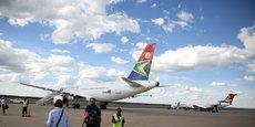 La Compagnie aérienne nationale sud-africaine va verser à sa rivale une somme de 1,1 milliard de rands soit environ 78 millions de dollars à titre de dédommagement.