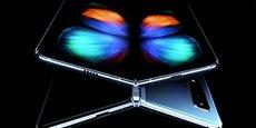 Le Galaxy Fold va être le premier smartphone pliable sur le marché.