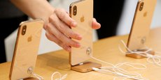 Les ventes d'Iphone sont en baisse de 17,3% par rapport à 2018, mais continuent de peser pour plus de la moitié du chiffre d'affaires de la marque.