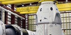Les essais initiaux (de Crw Dragon, ndlr) se sont déroulés normalement, mais l'essai final s'est terminé en anomalie sur le site d'essai, a seulement indiqué un porte-parole de SpaceX.