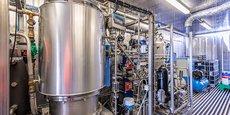 Au Pouget (34), Nereus agrandit ses locaux pour augmenter son usine de 600 à 1 400 m2.