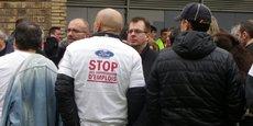 L'intersyndicale de Ford Aquitaine Industries refuse de s'avouer vaincue.
