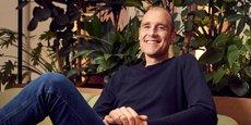 Le cofondateur et directeur général d'Adyen, Pieter van der Does peut avoir le sourire : son entreprise de paiement continue d'enregistrer une forte croissance rentable.