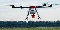 Reflet du Monde espère vendre une quinzaine d'exemplaires en deux ans de son drone RDM-AG à des coopératives et regroupements agricoles en France et à l'étranger.