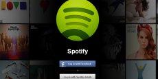 L'entreprise suédoise affirme également que plus de 1,5 milliard de playlists ont été créées par les membres du service de musique en ligne. (Photo: Reuters)