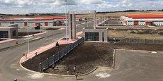 Le nouveau site industriel de Debre Birhan compte huit hangars industriels installés sur une surface de 75 hectares.