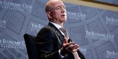 La fortune de Jeff Bezos, le patron d'Amazon, est estimée à 131 milliards de dollars.