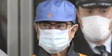 Carlos Ghosn est détenu au Japon depuis le 19 novembre pour des accusations de malversations financières.