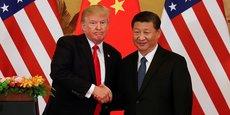 La guerre commerciale menée par l'administration Trump contre la Chine, avec de fortes augmentations des droits de douanes imposés par les États-Unis sur de multiples produits chinois, ne semble pas remporter le succès escompté, notamment sur la réduction du déficit commercial américain abyssal et qui continue de se creuser.