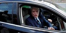 L'homme d'affaires et patron du groupe de médias La Provence, qui lutte à 76 ans contre un cancer de l'estomac, n'a fait aucune déclaration à son arrivée au tribunal (photo). Il encourt sept ans d'emprisonnement et 375.000 euros d'amende.