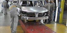 Somaca produit les modèles Logan, Sandero et Sandero Stepway de la marque Dacia du Groupe Renault.