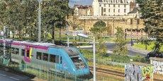L'enjeu des dizaines de chantiers prévus à Nantes (photo) et dans la région est d'améliorer le train du quotidien pour les usagers, en réduisant, entre autres, les retards.