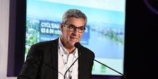 Jean-Claude Lasserre est le créateur et organisateur des salons Cycl'eau