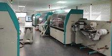 Tageos est le seul producteur mondial de puces RFID sur étiquette papier