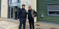 Jacques Beauclair et son fils Pierre, respectivement P-dg et DG d'Embouteillage Services, s'apprêtent à investir 8,5 M€ pour développer leur activité.