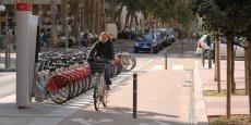 Avec Velo'v, Lyon a été la première ville à instaurer, en mai 2005, le système de vélos en libre-service de JCDecaux. La ville totalise aujourd'hui 4.000 vélos, 345 stations, enregistre 7 millions de locations de vélos par an ©J.Leone