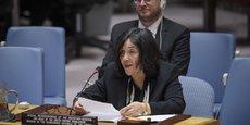 Présentant son rapport lundi au conseil de sécurité, Leila Zerrougui l'envoyée de l'ONU se félicite des mesures de décrispation prises par le nouveau président congolais.