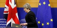 La Première ministre britannique Theresa May.