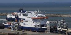 En cas de Brexit sans accord, le port de Calais s'apprête à devoir faire face à de nombreuses difficultés.