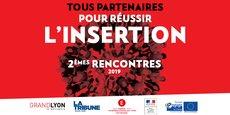 2èmes rencontres Tous partenaires pour réussir l'insertion - 2019