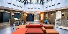 Sur 250 m2, le Hub de la FFA, accompagne six jeunes pousses