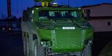 La Belgique souhaitait un partenariat de long terme avec la France dans le cadre de son acquisition d'une capacité de véhicules blindés multirôles (Griffon) et d'engins blindés de reconnaissance et de combat (Jaguar)