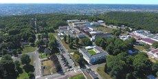 Le Campus de l'Espace a pour vocation de soutenir l'implantation et le développement d'entreprises de l'aérospatiale.