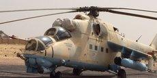 L'hélicoptère d'attaque de type Mil-Mi 24 qui avait disparu le 13 mars dernier a été retrouvé crashé ce jeudi 21 mars à 70 km au sud-ouest de Faya-Largeau.