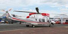 L'AgustaWestland AW169 est un hélicoptère bimoteur léger italien. Sa conception a été annoncée par la société AgustaWestland au Farnborough International Airshow le 19 juillet 2010, le premier prototype effectua son premier vol le 10 mai 2010.