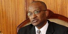 Patrick Njoroge le gouverneur de la banque centrale kenyane.