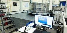 Figeac Aéro automatise une partie de sa production.
