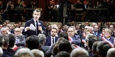 Emmanuel Macron devra tenir compte des attentes d'une majorité de Français sur l'efficacité de l'État et des différentes collectivités au niveau local.
