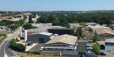 Le site toulousain de Corima Technologies dans le quartier de Toulouse Aérospace.