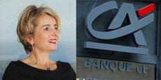 Agnès Coulombe est nommée directrice générale adjointe du Crédit Agricole en Haute-Garonne.