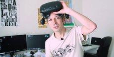Eric Chahi travaille sur la réalité virtuelle pour développer son prochain jeu