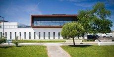 Le siège d'Amplitude Laser Group à la Cité de la photonique, à Pessac.