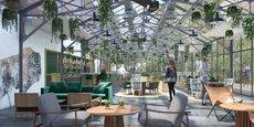 La Vieille Cure, qui s'étend sur 5.200 mètres carrés, sera intégralement restaurée