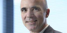 François Treuil, le patron de l'activité « Entreprises » de Bouygues Telecom.