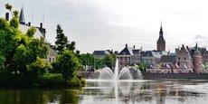 Les Pays-Bas (ici La Haye) nourrissent des relations économiques importantes avec la France