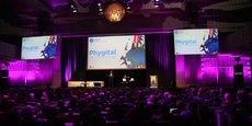 Le DigiWorld Summit 2018, à la Maison de la Mutualité à Paris