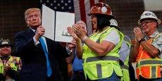Donald Trump et les mineurs