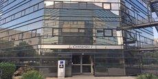 Les nouveaux locaux, dans le quartier du Millénaire à Montpellier