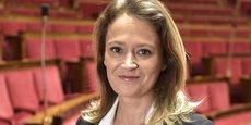 Olivia Grégoire, élue députée de La République en marche (LREM) en juin 2017, est actuellement présidente de la commission spéciale Pacte.